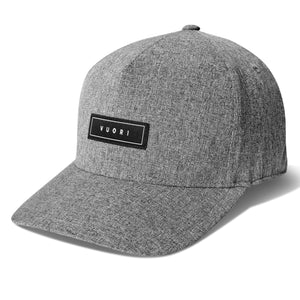The Standard Hat | Heather Grey
