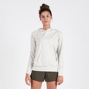 Halo Performance Pullover | Dove Grey Heather