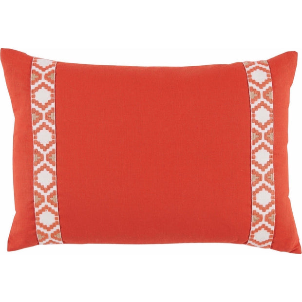 Mandarin Linen Pillow
