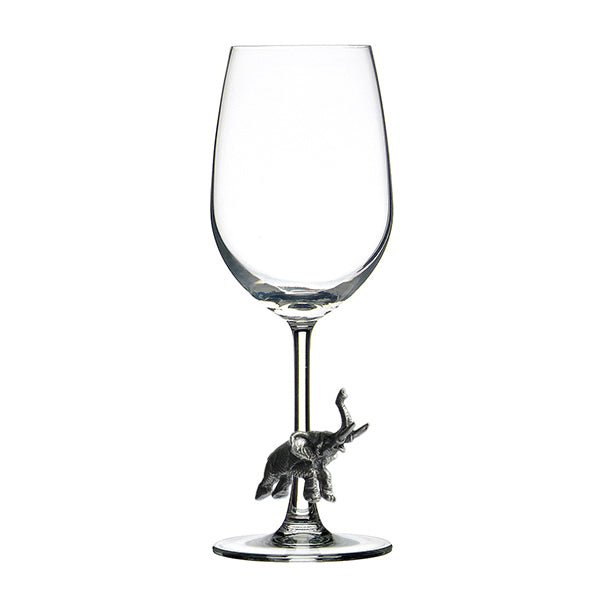 Animal Wine Glass