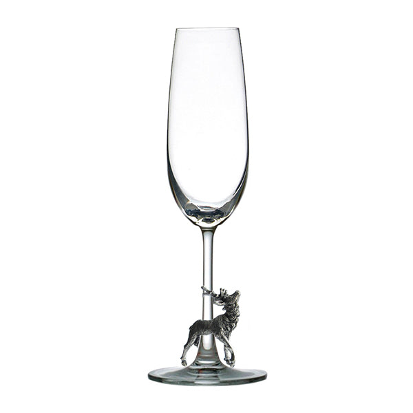 Animal Champagne Flute