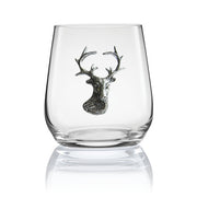Animal Stemless Wine & Cognac Glass
