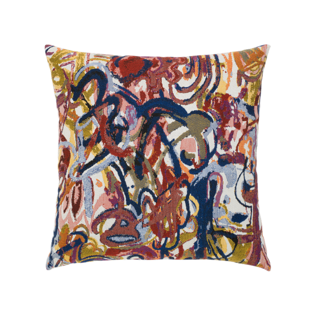 Graffiti Pillow