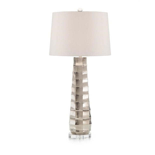 Chiseled Table Lamp