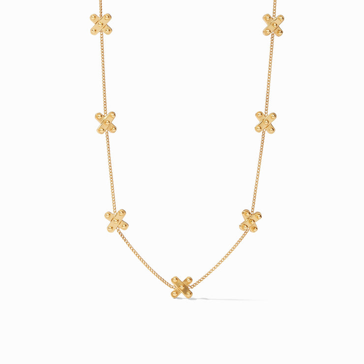 SoHo Delicate Station Necklace