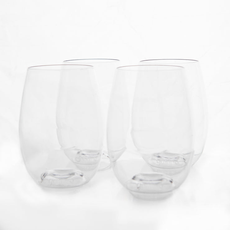 Govino Stemless Wine Glass Set