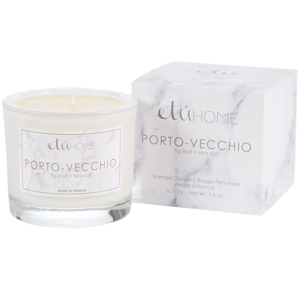 Porto Vecchio Fig Leaf & Sea Salt Candle