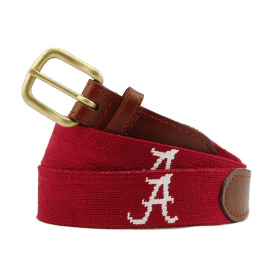 Gameday Smathers & Branson Needlepoint Belt