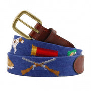 Smathers & Branson Needlepoint Belt