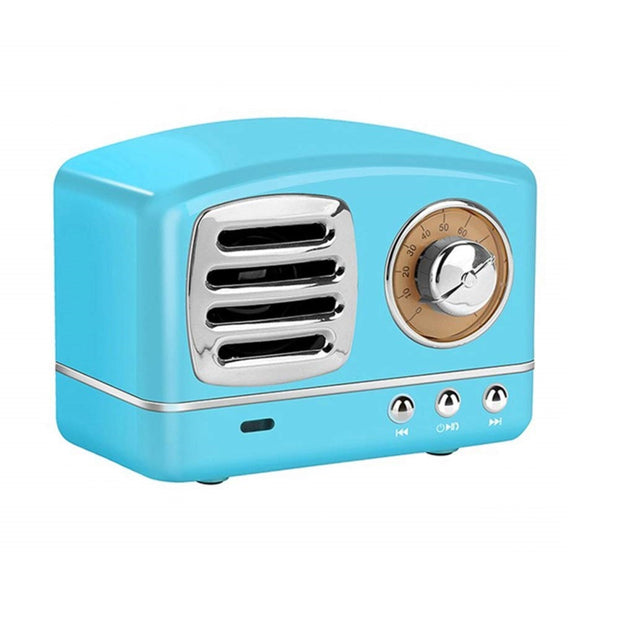 Retro Wireless Bluetooth Speaker