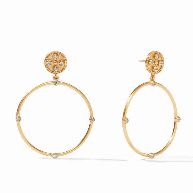Paris Statement Earring