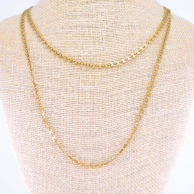 Gold Chic Necklace