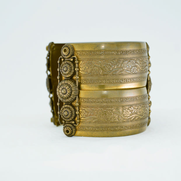 Etched Detail Cuff