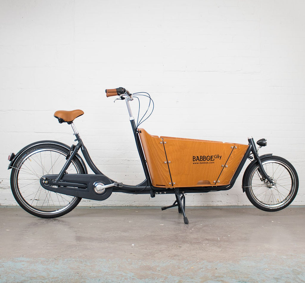 Babboe City 2 Wheel Cargo Bike