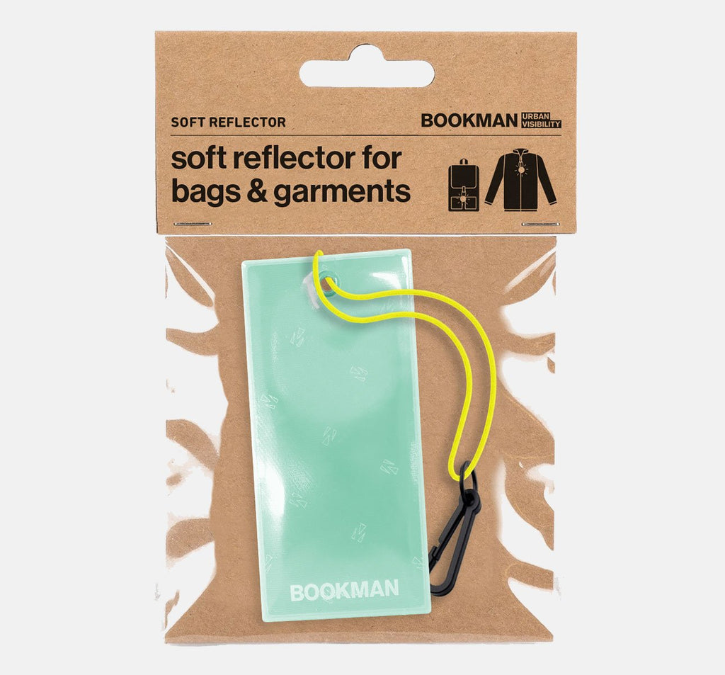 Bookman Hanging Reflector - Square - Mint