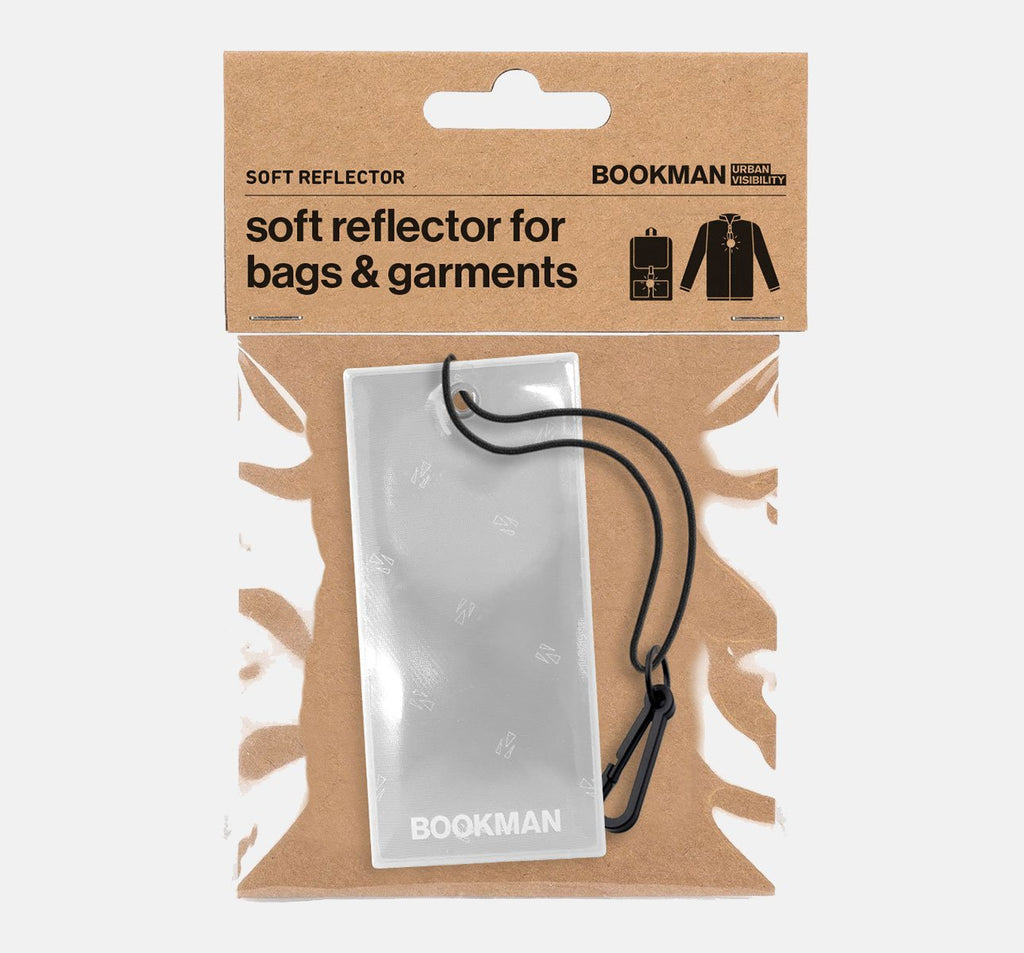 Bookman Hanging Reflector - Square - White