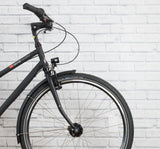 VSF Fahrrad Manufaktur T-100 Step-Through with Dynamo Lighting System