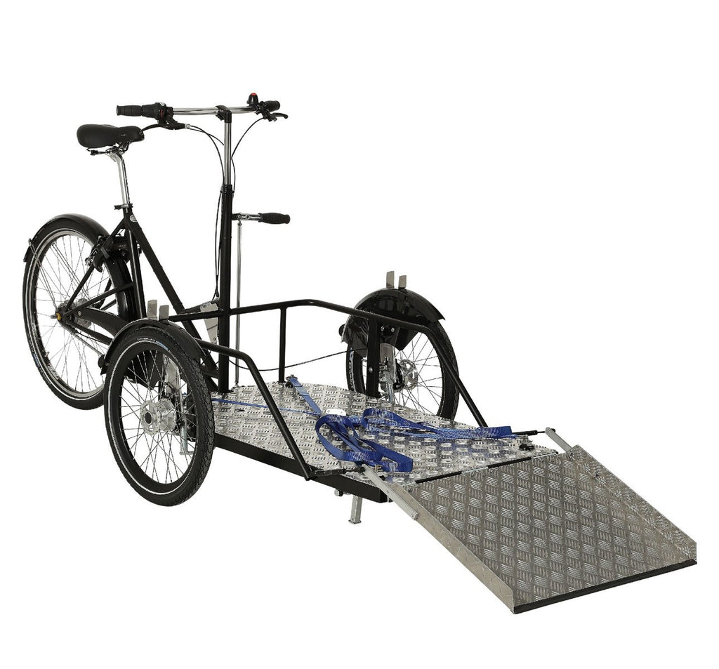 Nihola Flex - Nexus 8 - Wheelchair Cargo Bike