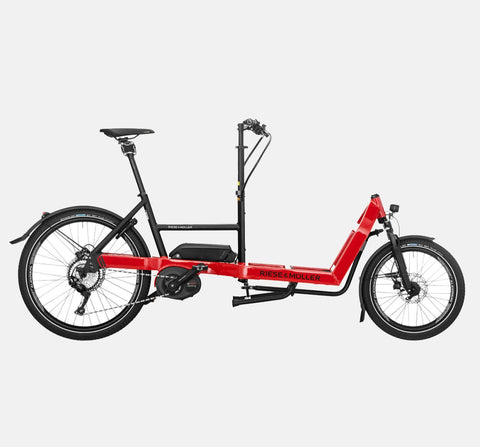 FLEX - NEXUS 8 - WHEELCHAIR CARGO BIKE - 2021 - DEPOSIT