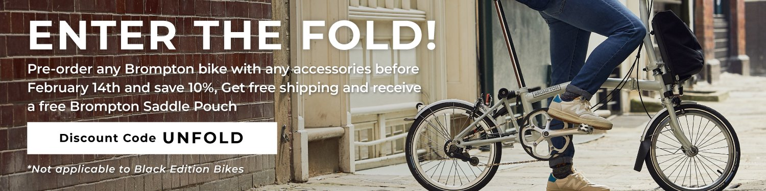 Brompton - The Worlds Best Folding Bikes