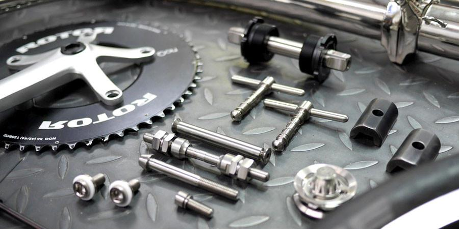 Ti Parts Workshop