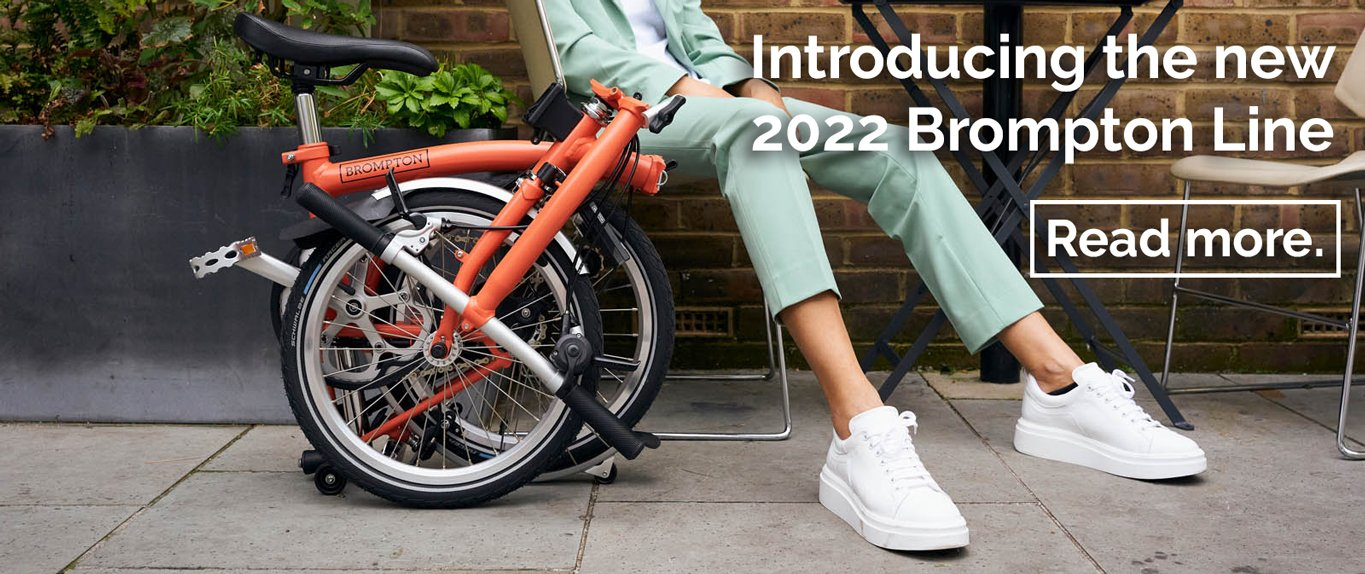 Preorder your Brompton Now!