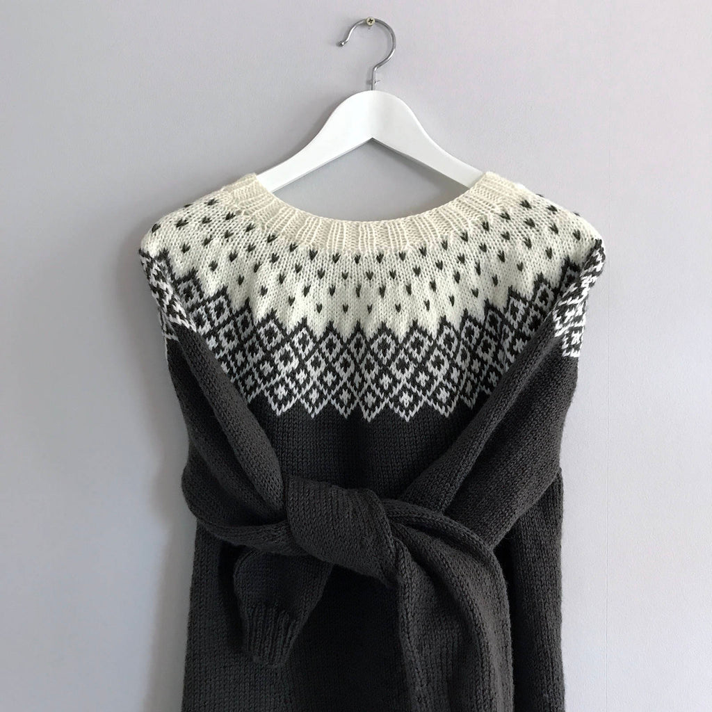 Bohéme wool dress