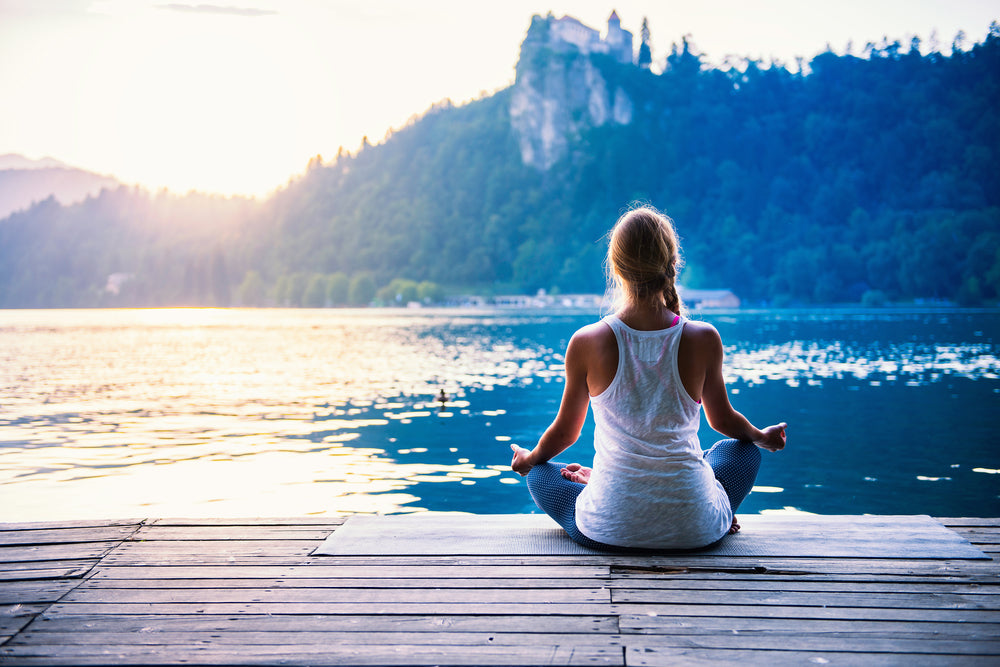 Meditating Outdoors for Better Mental Wellbeing