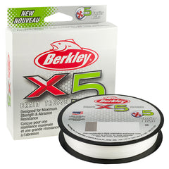 Berkley X5 Braid - 150m
