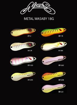 Norries Wasaby Spoon 18g
