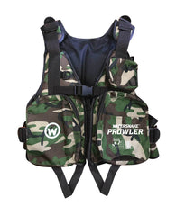 Watersnake Prowler Lifevest Camo
