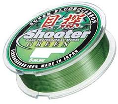 Shooter Green Fluorocarbon 12lb 100m