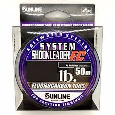 Sunline nylon shock leader SW