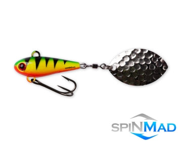 Spinmad Tailspinners 18g