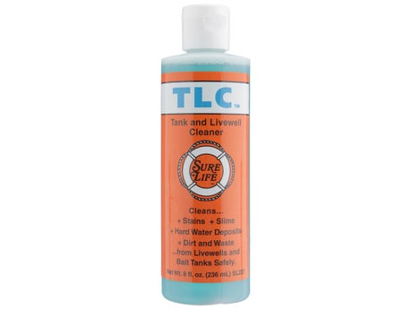 Sure-Life TLC Tank and Livewell Cleaner 8 oz.