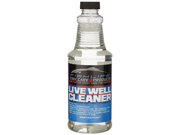 Fishlife Livewell Cleaner