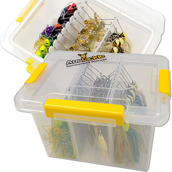 Spinnerbait box Waterproof