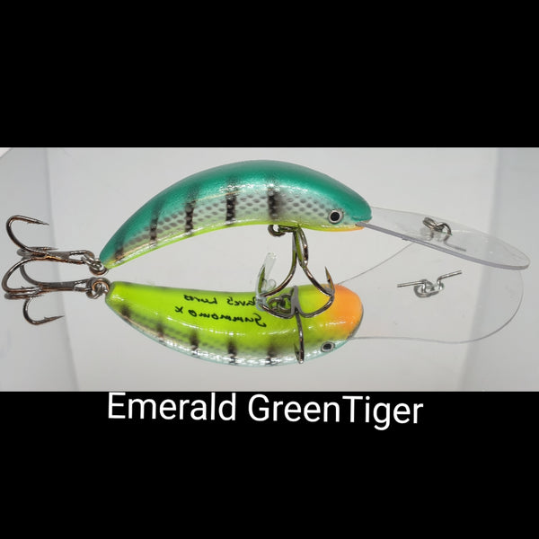 Daves Lures Gummomo Deep Diver 20+
