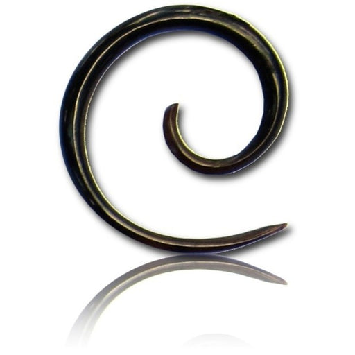 2mm, 3mm, 4mm Buffalo Horn Spiral Ear Stretcher