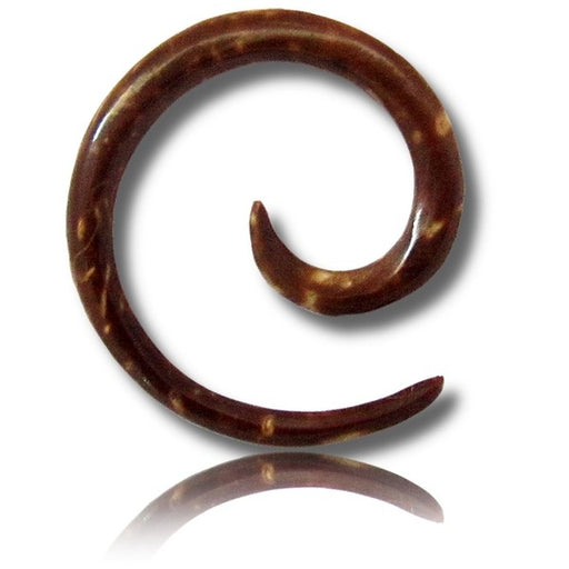 2mm Coconut Shell Spiral Ear Stretcher