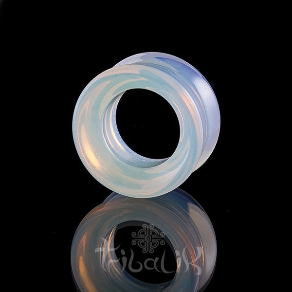 Opalite Ear Tunnel/Eyelet