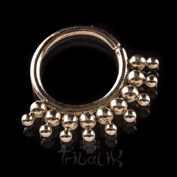 14k Gold MISAE Septum Ring