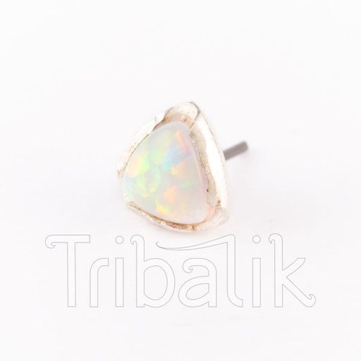 threadless end opalite