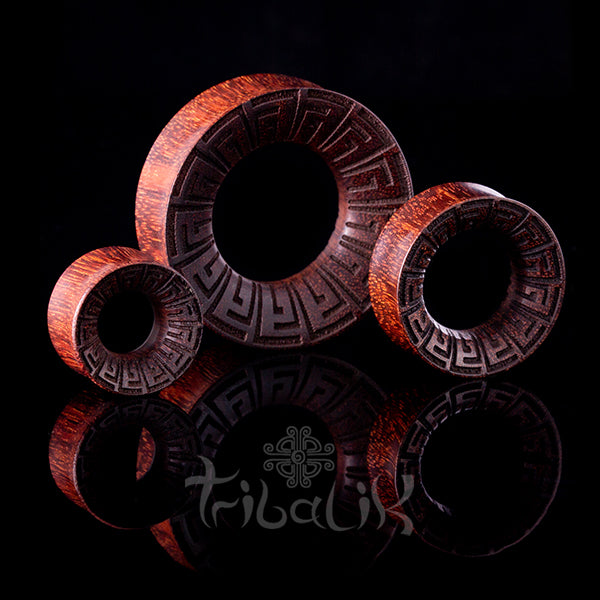 wood ear tunnels stretchers