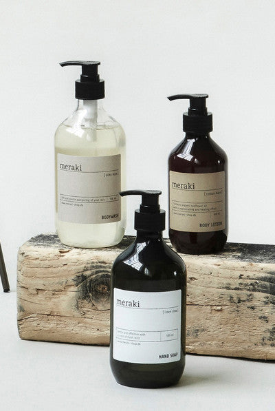 meraki danish hand soap beauty products stockists Auckland gift idea ponsonby
