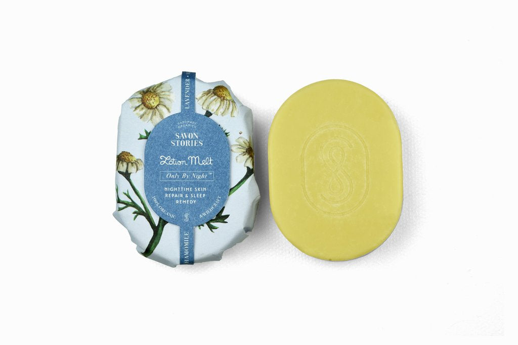 savon stories lotion melt sustainable zero packaging