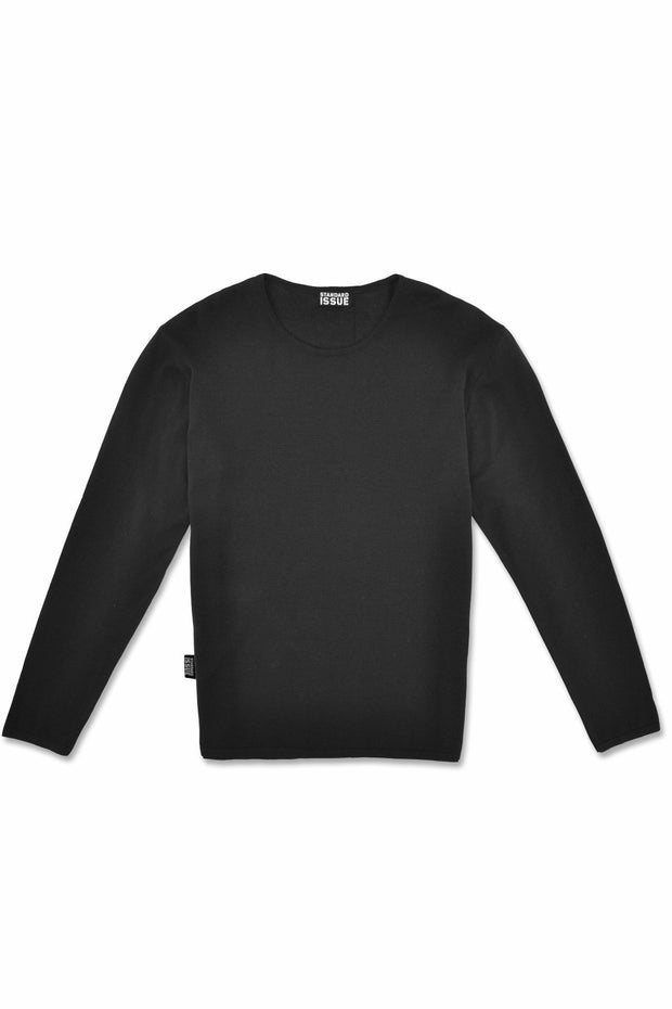 Standard Issue mens cotton sweater Knitwear Stockists Auckland Made in New Zealand NZ Designer Clothing