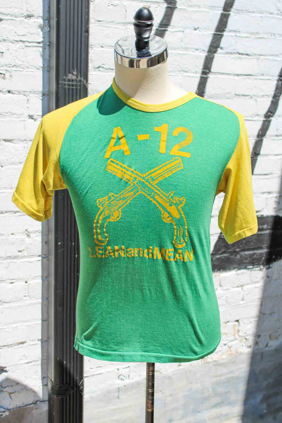 1990s Blue Oversized Structured Silk Shirt