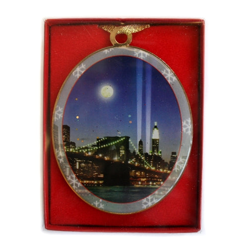 Memorial Lights Ornament -  Gifts at the 9/11 Tribute Museum
