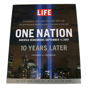 Life - One Nation: America Remembers September 11, 2001 -  Books & Media at the 9/11 Tribute Museum
